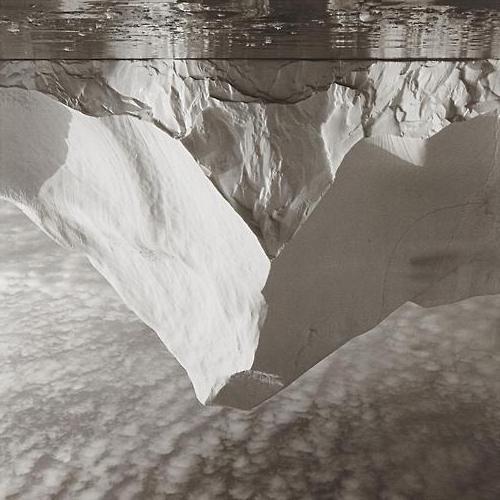 upsidedown iceberg